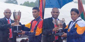 2017 Mercantile Cricket A division Teejay lanka v Demo match report