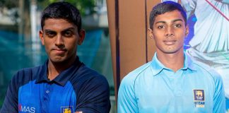 Kalana Perera ruled out of ICC Under 19 World Cup