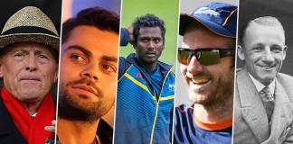Best 4th innings' Batsmen