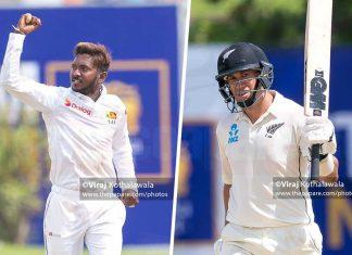 Sri Lanka vs New Zealand