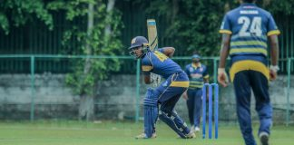 Photos: Colts CC vs Chilaw Marians | Major Limited Over Tournament 2017/2018