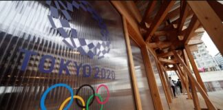 Two athletes test positive for COVID