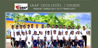 24 Athletic coaches complete IAAF