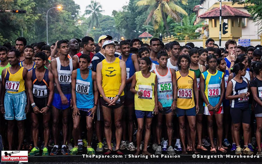 10000 expected for 17th LSR Colombo Marathon