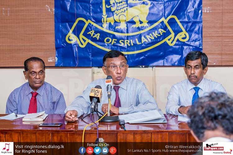 Athletic Association of Sri Lanka