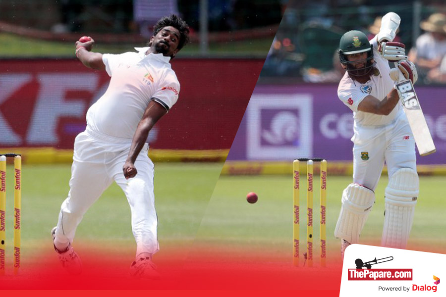 Cricketry - Amla becomes 10,000th LBW dismissal in Test history
