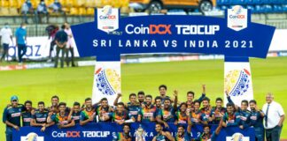 SLC announces money bonus for India T20I series winners