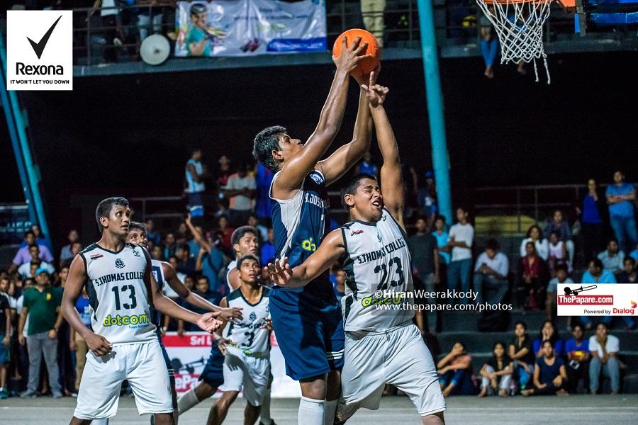Photos: 14th Royal – Thomian Basketball Encounter 2018