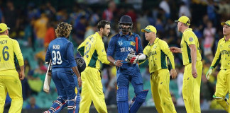 Australia Sri Lanka Cricket