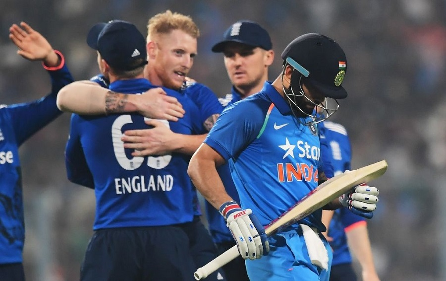 Stokes dominates as England beat India in 3rd ODI
