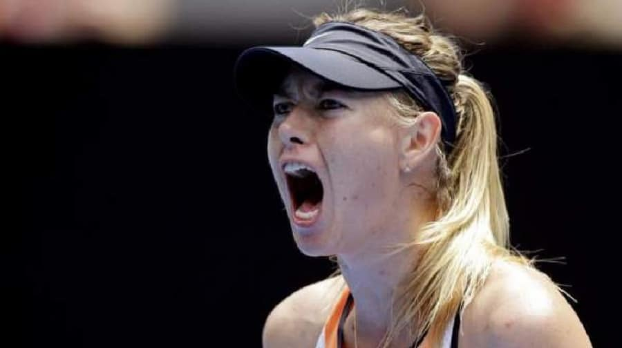 Maria Sharapova slammed the ITF for spending