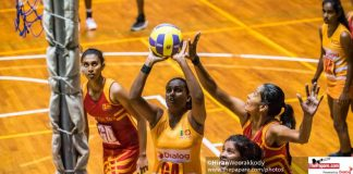 Sri Lanka v South Korea - 11th ASIAN YOUTH NETBALL CHAMPIONSHIP 2019