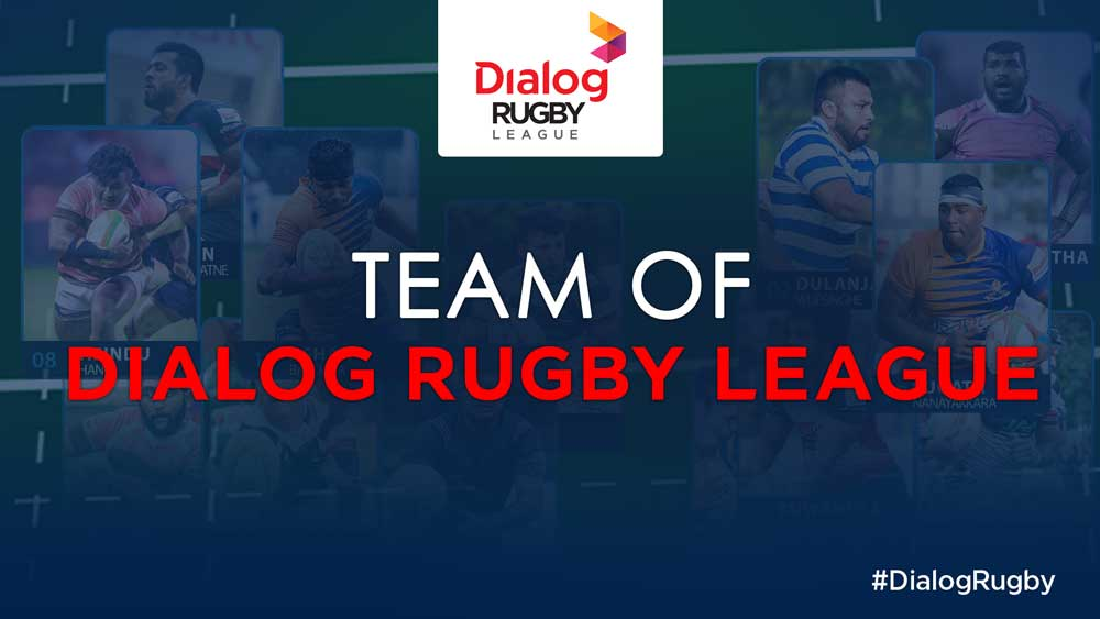 Dialog Rugby Team 2017-18