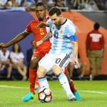 Soccer: 2016 Copa America Centenario-Argentina at Panama