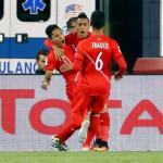 Soccer: 2016 Copa America Centenario-Brazil at Peru