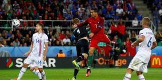Portugal v Iceland - EURO 2016 - Group F