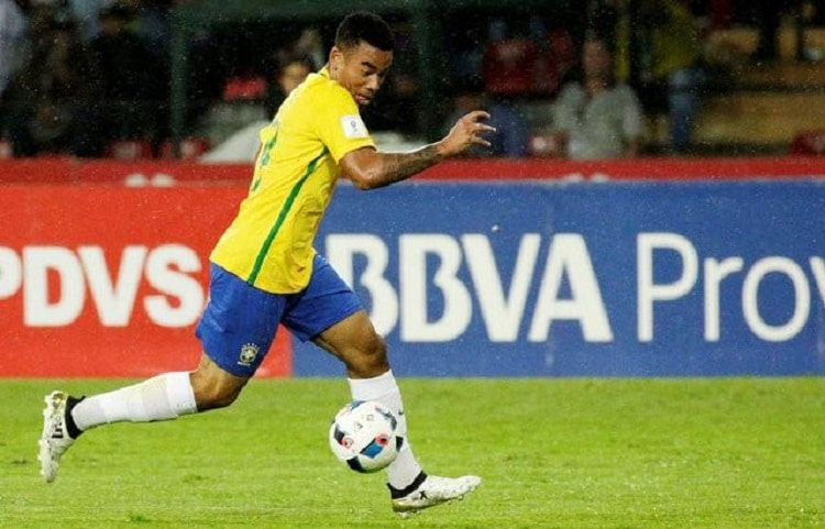 Football Soccer - Venezuela v Brazil - World Cup 2018 Qualifiers