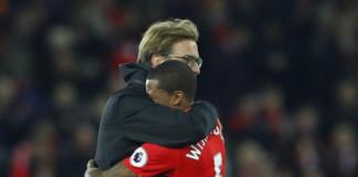 Wijnaldum header gives Liverpool win over Man City