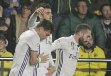 Real's late comeback stuns Villarreal