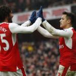Prolific Sanchez hands victory to Arsenal