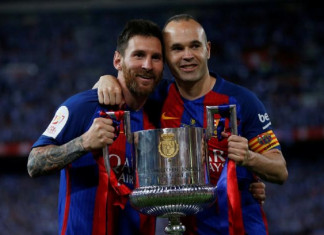 FC Barcelona v Deportivo Alaves - Spanish King's Cup Final
