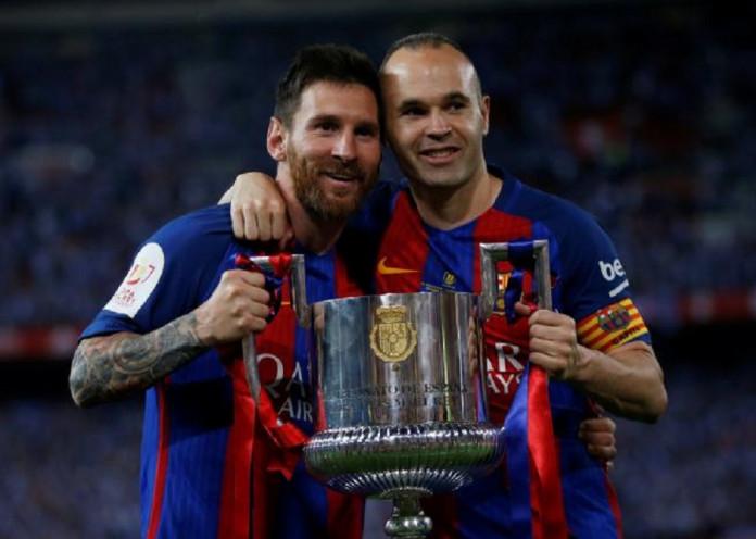 FC Barcelona v Deportivo Alaves - Spanish King's Cup Final