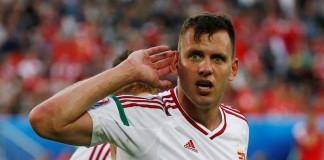 Austria v Hungary - EURO 2016 - Group F