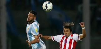 Football Soccer - World Cup 2018 Qualifier - Argentina v Paraguay