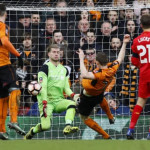 Wolves leave Liverpool reeling after Cup shock, Spurs scrape through
