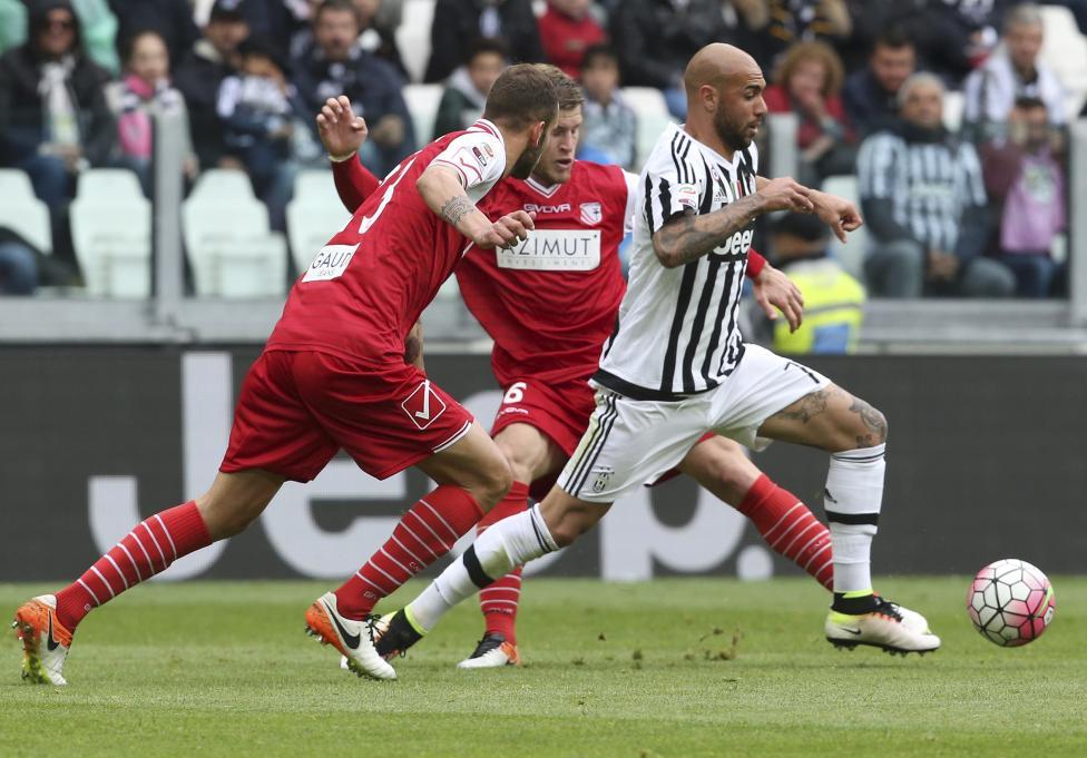 Juventus v Carpi