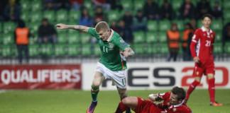 Moldova v Republic of Ireland - 2018 World Cup Qualifying European Zone - Group D