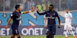 Lethal PSG stay in title race with 5-1 rout of Marseille