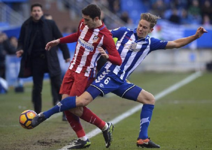 Lacklustre Atletico held at Alaves leftright 3/3leftright 1/3leftright
