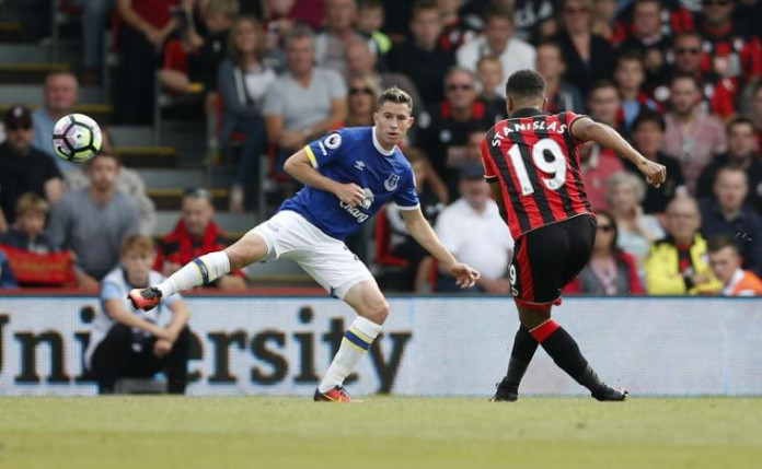 Bournemouth's Stanislas proves Everton's tormentor again