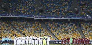 FC Dynamo Kyiv v Besiktas