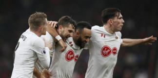 Southampton win south coast derby