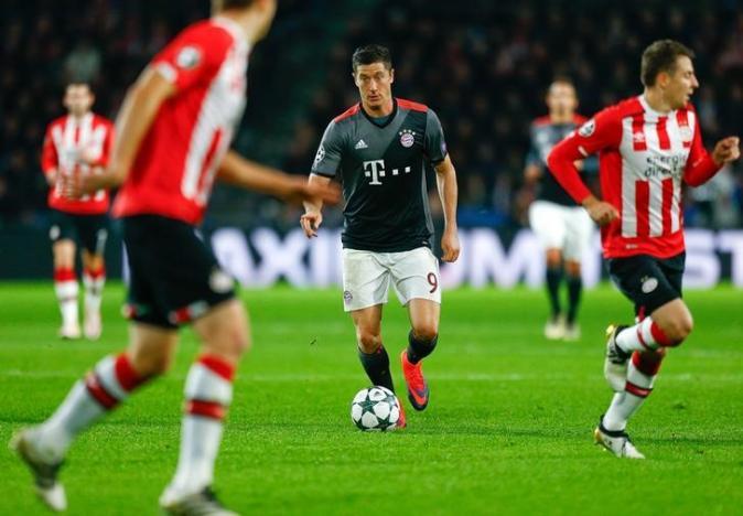 Bayern book berth in last 16 of Champions League