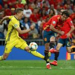 Euro 2020 Qualifier - Group F - Spain v Sweden
