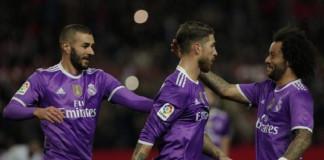 Football Soccer - Sevilla v Real Madrid - Spanish King's Cup