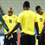 Ghana reach semis again thanks to Ayew brothers' double