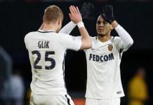 Monaco win to re-establish cushion at Ligue 1 summit