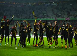 Bayern Munich v Borussia Dortmund
