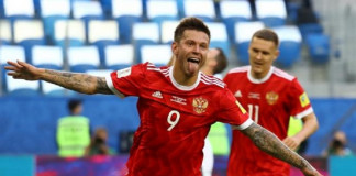 Russia v New Zealand - FIFA Confederations Cup Russia 2017 - Group A