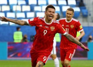 Russia v New Zealand - FIFA Confederations Cup Russia 2017 - Group A