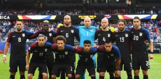 Soccer: 2016 Copa America Centenario-Costa Rica at USA