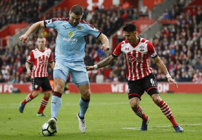 Southampton v Burnley - Premier League