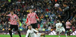 Football Soccer - Real Madrid v Athletic Bilbao