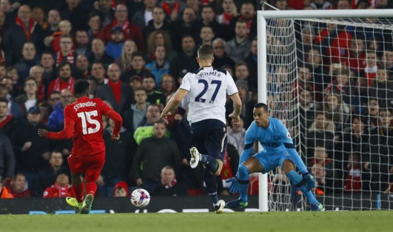 Liverpool v Tottenham Hotspur - EFL Cup Fourth Round