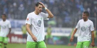Football Soccer - SV Darmstadt 98 v VfL Wolfsburg - German Bundesliga