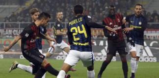 Football Soccer - AC Milan v Inter Milan - Italian Serie A